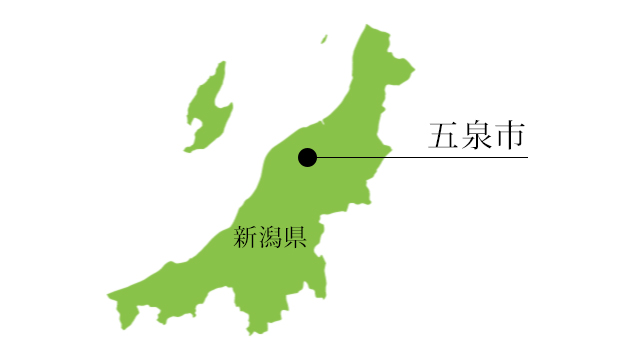 JENNE×五泉ニットタイトル