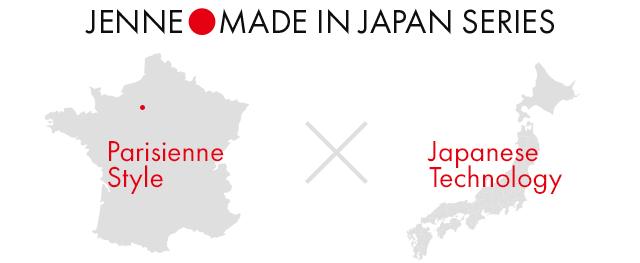 パリの地図と日本の地図